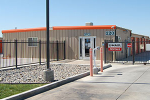 Willmott Self Storage Facility