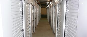Lodi Premier Self Storage Facility Interior